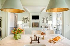 Charming English country house in Nashville with a modern twist - Charming Engl. - Charming English country house in Nashville with a modern twist – Charming English country house - Best Home Builders, English Country Decor, Layout, Luxury Interior Design, Interior Ideas, Beautiful Kitchens, Beautiful Homes, Great Rooms, Home Kitchens