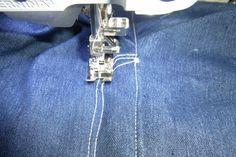 Zelf je perfecte spijkerbroek maken 1 » BERNINA Blog Denim Crafts, Diy And Crafts, Sewing, Pictures, Blog, Fashion, Dressmaking, Photos, Moda