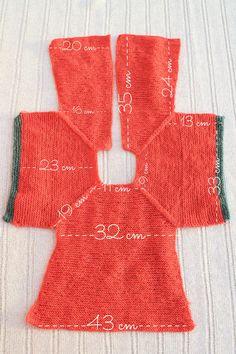 Crochet bebe patrones spanish tejidos Ideas for 2019 Baby Knitting Patterns, Knitting For Kids, Free Knitting, Doll Clothes Patterns, Clothing Patterns, Sewing Dolls, Baby Cardigan, Baby Vest, Knit Cardigan