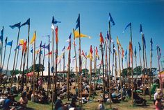 Glastonbury Festival 2013 / 35mm disposable camera