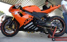 RocketGarage Cafe Racer: KTM Supermono