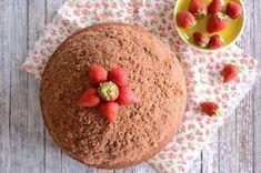 ΚΕΪΚ ΒΟΥΝΟ ΜΕ ΦΡΑΟΥΛΕΣ - paxxi Pudding, Cake, Desserts, Food, Tailgate Desserts, Deserts, Custard Pudding, Kuchen, Essen