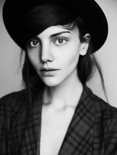 adriannina:  Olesya Senchenko @ Next Models