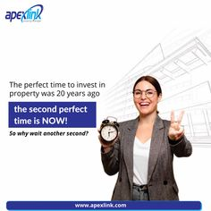 Buying the property can be challenging for first-time buyers- Experts agree! But, Property investment can be highly beneficial in the long term. When considering an #investment in #property, it is tough to plan the perfect time to buy. The right time to start investing in property is now. If you are thinking about managing the property, here we have a perfect solution for you. Buy #ApexLink software. For more details reach us via dialing our helpline number. 800-310-6702