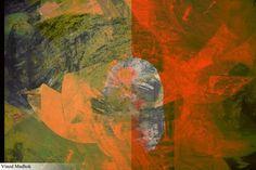 Vinod Madhok, Abstract Painting-Crafting Photographs into Art on ArtStack #vinod-madhok #art