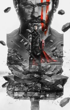 with another awesome piece. Thor Ragnorak around the corner. Poster Marvel, Marvel Comics, Poster Superman, Posters Batman, Heros Comics, Marvel Fan, Marvel Memes, Captain Marvel, Captain America