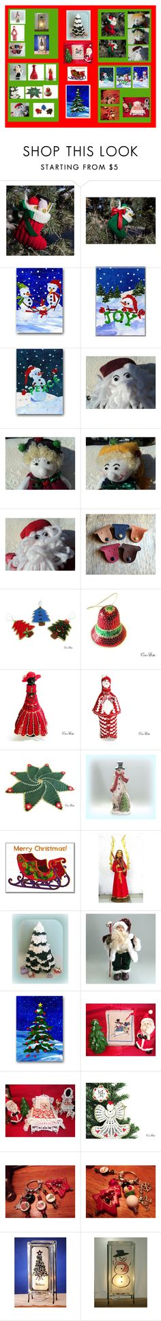 """""""Merry Christmas From Treasure's Cove!!"""" by sharon-pipkin on Polyvore featuring interior, interiors, interior design, home, home decor, interior decorating and Angelo"""