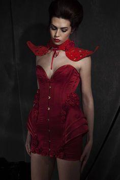 Design by Cindy Eveleigh, Contour Fashion BA (Hons)