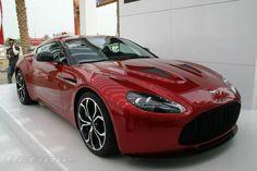 2012 Aston Martin V12 Zagato 192 mph Top Speed