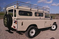 Land Rover 109 Series 3 TDI Station Wagon - Land Rover Defender Icon