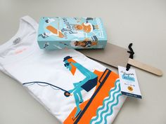 Los Playeros on Packaging of the World - Creative Package Design Gallery