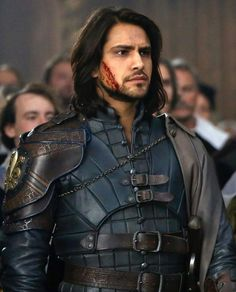 D'Artagnan | Musketeer - Swordsman - A. DG. | Injured, Wounded