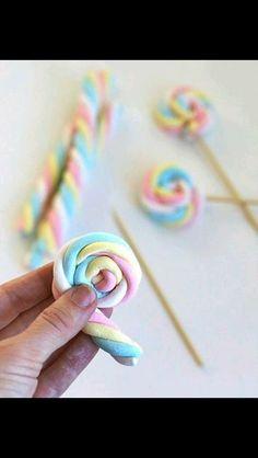 Marshmallow Twist Pop