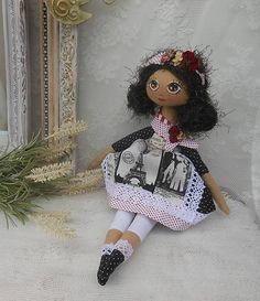 Pařížanka...bábika