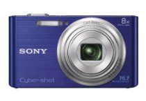 Sony DSC-W730/L 16.1 MP Digital Camera with 2.7-Inch LCD (Blue) Order | Camera Shop