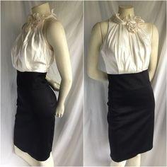 BCBG Max Azria Dress 10 NWT Buy it now on Tradesy $127.50!