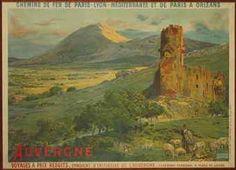 THEOPHILE POILPOT (1848-1915)  Auvergne