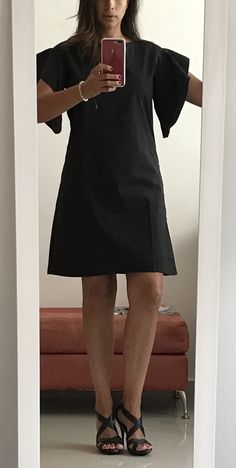 #vestido #negro
