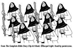D01_Jesus Heals Ten Lepers