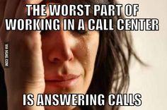 Call Center Problems