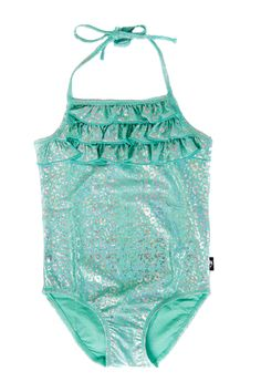My best friends daughter is a red head and she loves Ariel. She would love to have a swimsuit like this one because it looks a lot like Ariel's tail. I seem to like it would make a great birthday present for her.