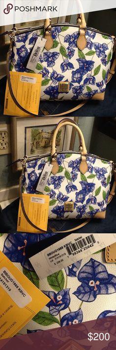 Dooney and Bourke satchel, NWT Beautiful bag!!! Dooney & Bourke Bags Shoulder Bags
