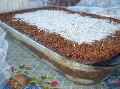 O Pavê Prestígio é uma sobremesa deliciosa, fácil de fazer e que vai agradar toda a família. Experimente! Veja Também: Pavê de Ouro Branco Veja Também: Pav