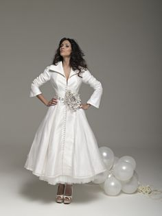 Dress by Biji Couture. Wedding Inspirations Winter 2012 (June)