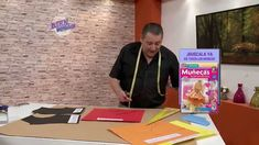 Nos enseña a DIBUJAR MANGAS CON DISTINTOS EMBEBIDOS    Hermenegildo Zampar  - Bienvenidas TV en HD - Nos enseña a dibujar manga...