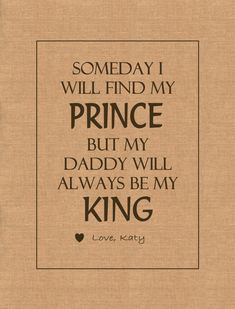 Father's Day Gift, Dad, Custom Sign, Typography, Art Print, Gift, King, Prince, Personalized, Custom Gift. on Etsy, $17.00