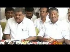 Makkal Medai - ஆர்.கே.நகர் இடைத்தேர்தல் | G.K.Vasan Supports Madhusudan