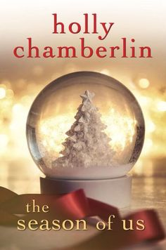 Recommended by: Martha Guidry (Dularge Branch)- The Season of Us by Holly Chamberlain
