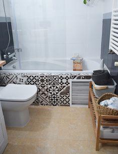 La reforma de tu baño sin obras es fácil gracias a Leroy Merlin, sus productos y su equipo especializado. Clawfoot Bathtub, Home Renovation, Bath Mat, Bathroom, Home Decor, Loft, Rooms, Trough Sink, Painting Bathroom Walls