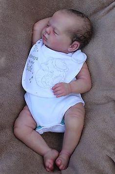 Beautiful-Reborn-Baby-Doll-Harper-Sam-039-s-Reborn-Nursery