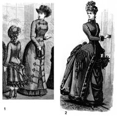 "victorian - both ladies look like they are hiding a deep secret a la ""Gaslight"""