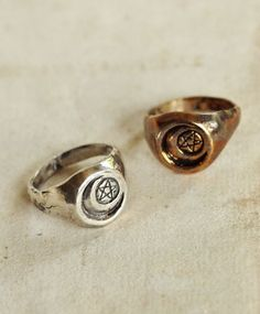 Ace of Pentacles Ring