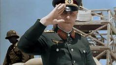 Erwin Rommel and his Afrika Korps