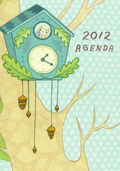 2012 pocket planner from Boygirlparty