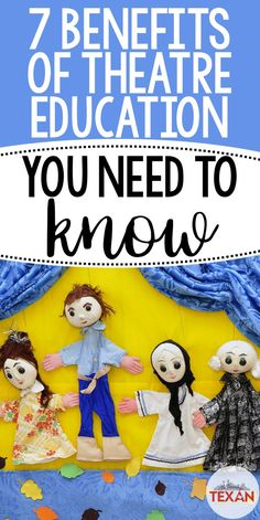 There are so many wonderful benefits to theatre in the education setting! From Kindergarten to Second Grade and beyond students all over can benefit from the ideas that values that theatre teaches. Check out our top 7 benefits that are perfect for readers theatre and more!