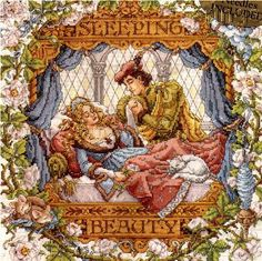 SurLaLune Fairy Tales Blog: Fairy Tales in Stitches: Patterns by Sandy Orton