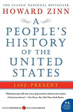 History: 'A People's History of the United States' by Howard Zinn