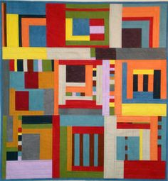 Debby Kratovil Quilts: Improvisational Quilting and More
