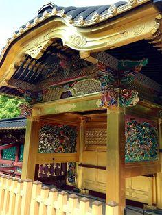 Toshogu Shrine Ueno, Tokyo Japan