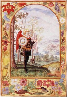 Salomon Trismosin, Splendor Solis, tavola 9, quinta parabola. 1582 | Londra, British Museum