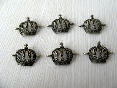18pcs Antique Bronze Filigree 32x23MM Pendant Charm Drop Ddp91045  http://www.etsy.com/listing/88476752/18pcs-antique-bronze-filigree-32x23mm#