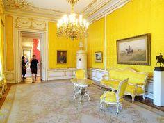 Rococo Room, Albertina State Rooms | Photo: 2016, © Albertina, Wien #AlbertinaStateRooms #AlbertinaPrunkräume Albertina Wien, State Room, Rococo, Chair, Architecture, Furniture, Home Decor, Restore, Recliner