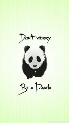 Cute Dont Worry Be a Panda iPhone Wallpaper is the best high definition iPhone wallpaper in You can make this wallpaper for your iPhone X backgrounds, Mobile Screensaver, or iPad Lock Screen Iphone Wallpaper Images, Panda Wallpapers, Cute Wallpaper Backgrounds, Animal Wallpaper, Cute Wallpapers, Iphone Wallpapers, Phone Backgrounds, Cute Panda Wallpaper, Kung Fu Panda