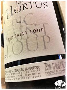 2016 Bergerie de l'Hortus Classique Pic Saint Loup Rouge, Languedoc - Social Vignerons