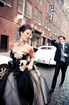 The couple evoked high drama, from a creative couples shoot to a video of them acting out famous movie love stories.