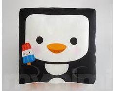 penguin pillow - Google Search
